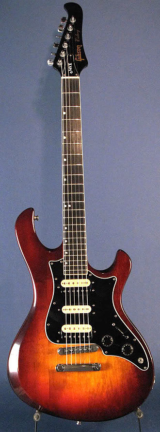 Gibson Victory - Gibson Victory MVX