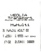 Pre Paid Excursion Program City Bus Tour Program