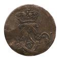 Mynt av koppar, 1760 - Skoklosters slott - 108167.tif