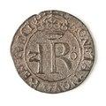 Mynt av silver. 2 öre. 1591 - Skoklosters slott - 109098.tif