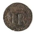 Mynt av silver. 2 öre. 1591 - Skoklosters slott - 109102.tif