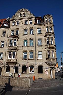 Fürther Straße in Nürnberg