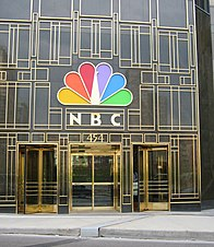 NBC Headquarters in New York City