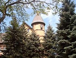 Ndsu Campus Map Pdf.North Dakota State University District Wikipedia