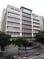 NHI Building, ROC-MOHW-NHIA Taipei Division 20180616.jpg