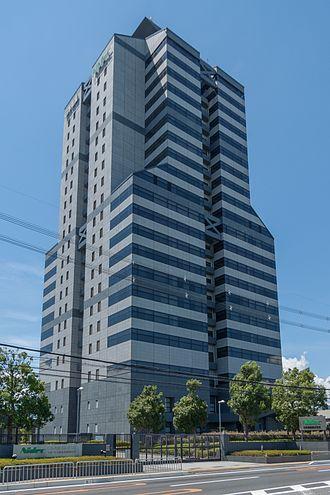Nidec - Image: NIDEC HQ and Central Lab 20120716 001