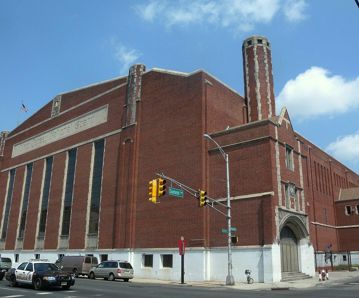 Jersey City Armory Wikipedia