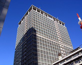 NTT Data - NTT Data's Osaka office in Dojima Building.