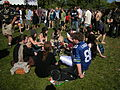 NW Folklife 2009 - Hookah smokers.jpg