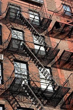 Fire Escape Building Regulations Non Domestic
