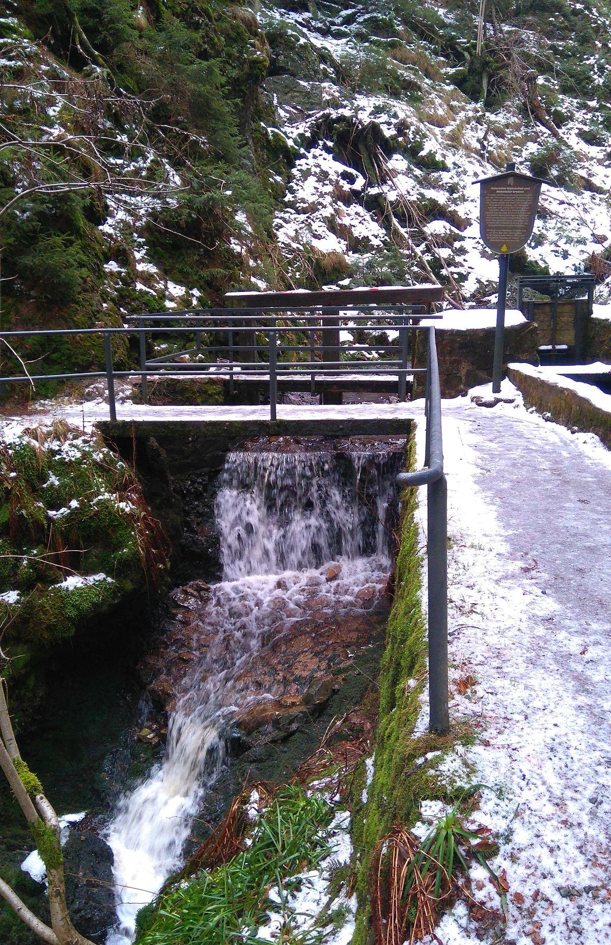 Nabentaler wasserfall wikipedia - Wasserfall wand ...