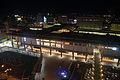 Nagano Station Zenkoji side in Night.jpg