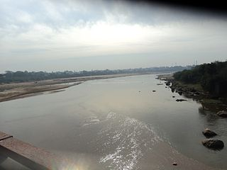 Nagavali River river in India