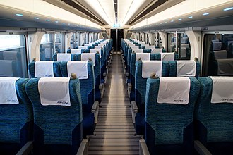 Meitetsu 2000 series - Image: Nagoya Railroad Series 2000 Cabin 01