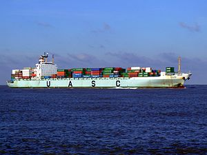Najran p2 approaching Port of Rotterdam, Holland 25-Jan-2007.jpg