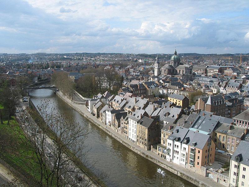 Cidades da Bélgica