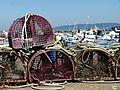 Nasas en el puerto de Bueu (9575641638).jpg