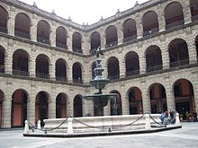 L'attuale palazzo nazionale
