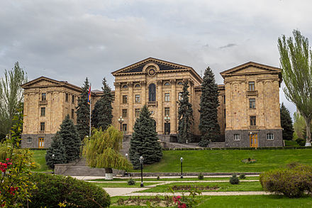 National Assembly of Armenia National Assembly of Armenia.jpg