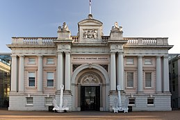 National Maritime Museum London 2013 March.jpg