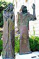Nazareth. Israel-05357 - Mary and Gabriel (33580838203).jpg