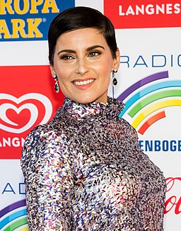 Nelly Furtado at Radio Regenbogen Award 2017