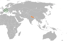 Nepal Switzerland Locator.png