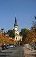 Neuzelle Klosterkirche Allee.jpg