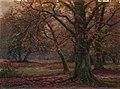 New Forest in Autumn, 1919 - Frederick Golden Short.jpg