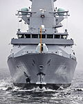 New Type 45 Destroyer HMS Duncan Begins her Sea Trials MOD 45154286.jpg
