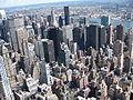 New Yorker Skyline via Empire State Building.JPG