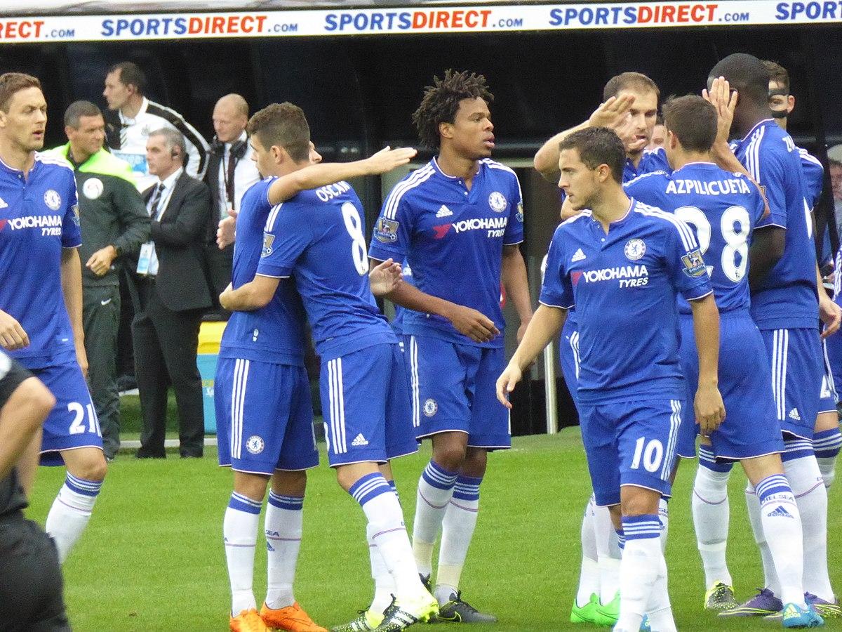 2015-16 Chelsea F.C. season - Wikipedia