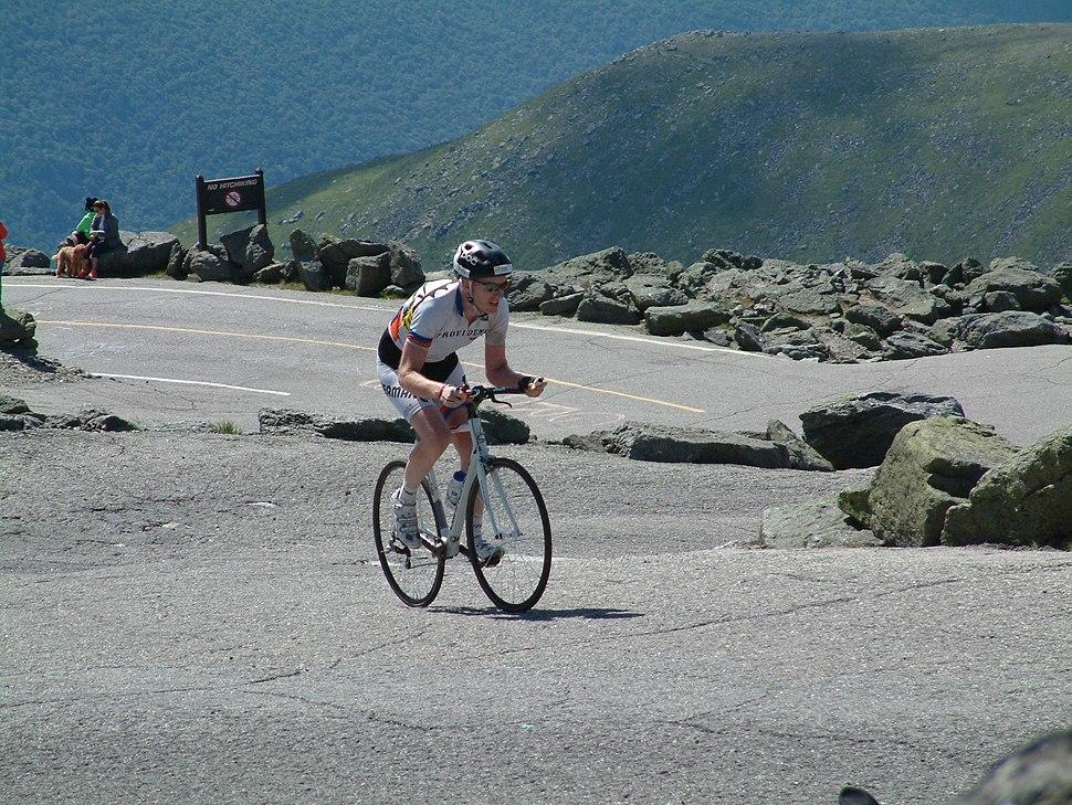 Newtons revenge cyclist, 2014