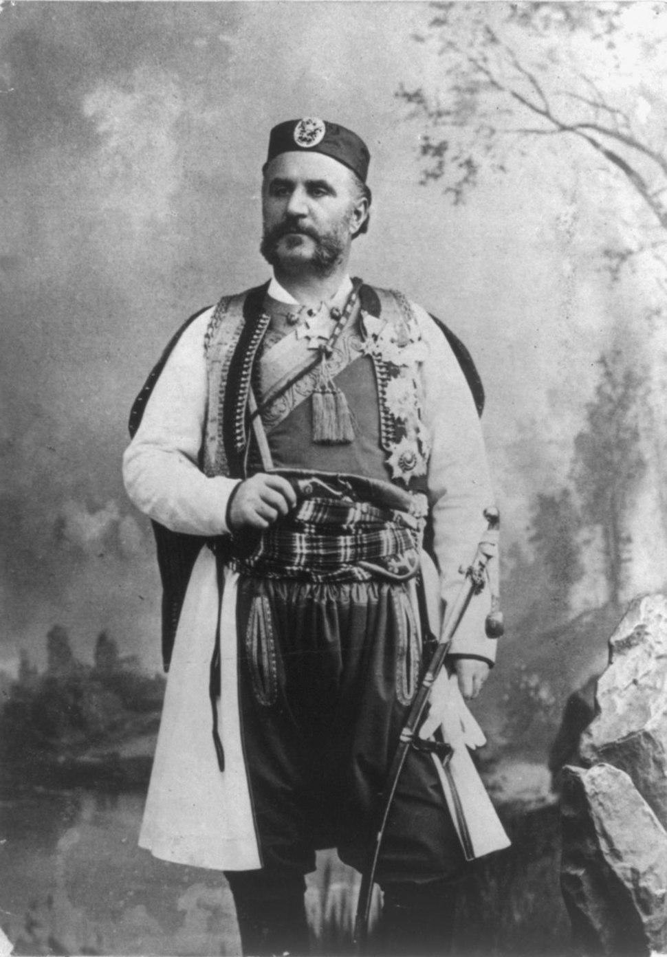 Nicholas I of Montenegro, 1909