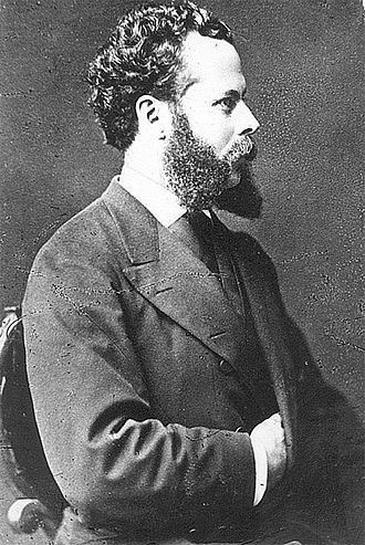 Auguste Dreyfus - Nicolás de Piérola, the finance minister who arranged the Dreyfus contract and subsequent loans