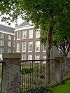 nieuwe herengracht 20 - amsterdam - rijksmonument 1955 - achterkant