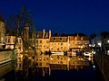 Night channels - Bruges, Belgium - panoramio.jpg