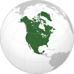 North America (orthographic projection).svg