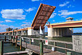 North Causeway drawbridge in New Smyrna Beach FL, raised for sailboat.jpg