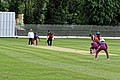 North Middlesex CC v Hampstead CC at Crouch End, Haringey, London 26.jpg