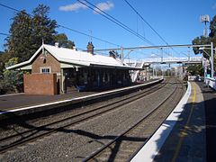North strathfield