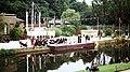 Northstead Manor Gardens Open Air Theatre - geograph.org.uk - 1718571.jpg