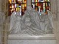 Notre-Dame de la Compassion, sculpture de Vincent Fontan, Eglise de la Rédemption de Lyon.jpg