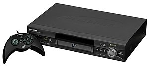 VM Labs - The Nuon-powered Samsung N2000 DVD player/gaming system