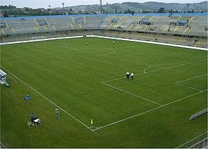 Stadio Nuovo Romagnoli - Image: Nuovo Romagnoli di Campobasso