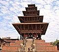Nyataplola temple of Bhaktapur.jpg