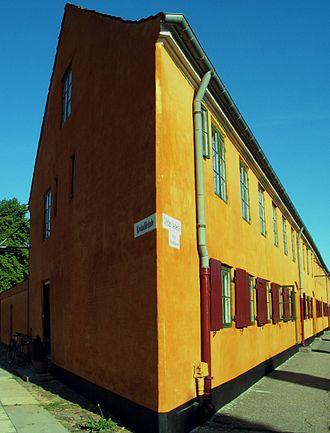 Philip de Lange - Image: Nyboder 2005 01