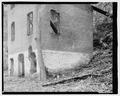 OFFICE BUILDING, EAST ELEVATION - Shepherdstown Cement Mill, River Road, Shepherdstown, Jefferson County, WV HAER WVA,19-SHEP.V,4-6.tif