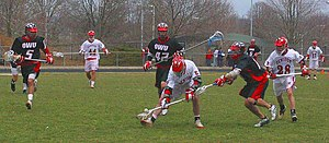 Ohio Wesleyan Battling Bishops - Ohio Wesleyan Men's Lacrosse Team