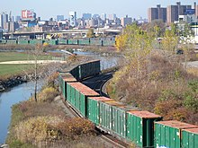 Rail freight transportation in New York City and Long Island - Wikipedia